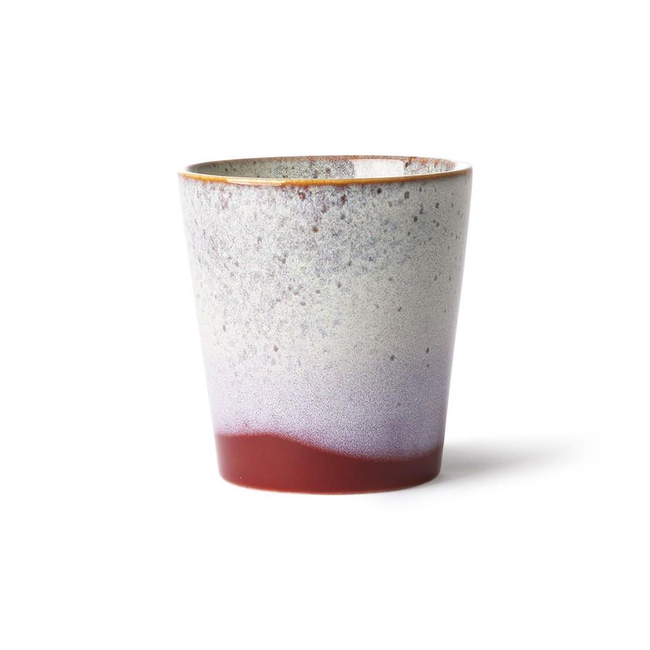 Cup émaillée