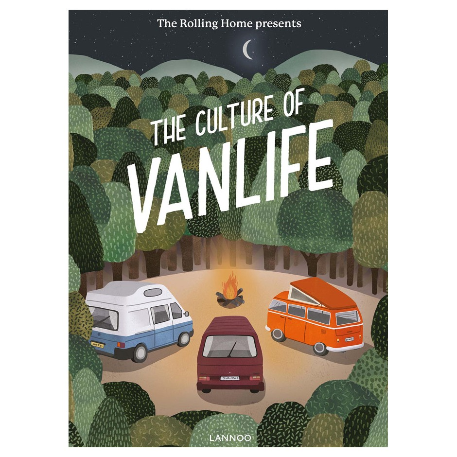 Livre The Culture of Vanlife