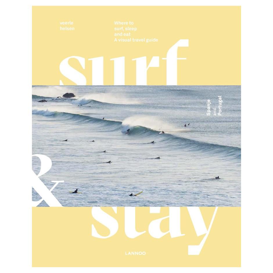 Livre Surf & Stay