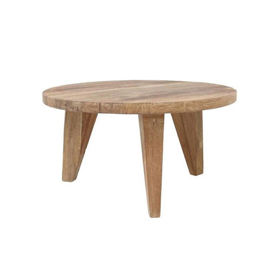 COFFEE TABLE EN TECK TAILLE M